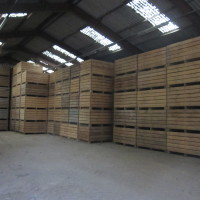 Potato boxes - Manor Farm