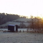 Winter's Hut - Hare Farm