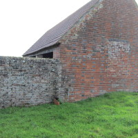 Brick Shed - Great Knights Farm