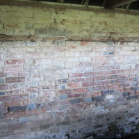 Barn wall - Great Knights Farm