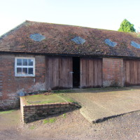 Old Brick Building - Hare Farm