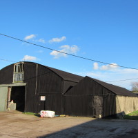 Storage Sheds - Forty Acre Farm