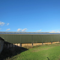 New Shed - Forty Acre Farm