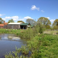 Brick House Farm - Farmstead and lake