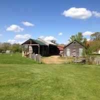 Brick House Farm - The farmstead