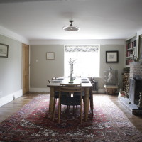 Dining room at Lidham Hill Farm