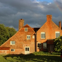 Farmhouse at Lidham Hill Farm