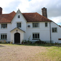 Front of Lidham Hill Farm