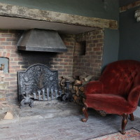 Hearth at Lidham Hill Farm