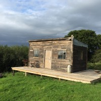 Shack at Lidham Hill Farm