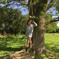 Swing at Lidham Hill Farm