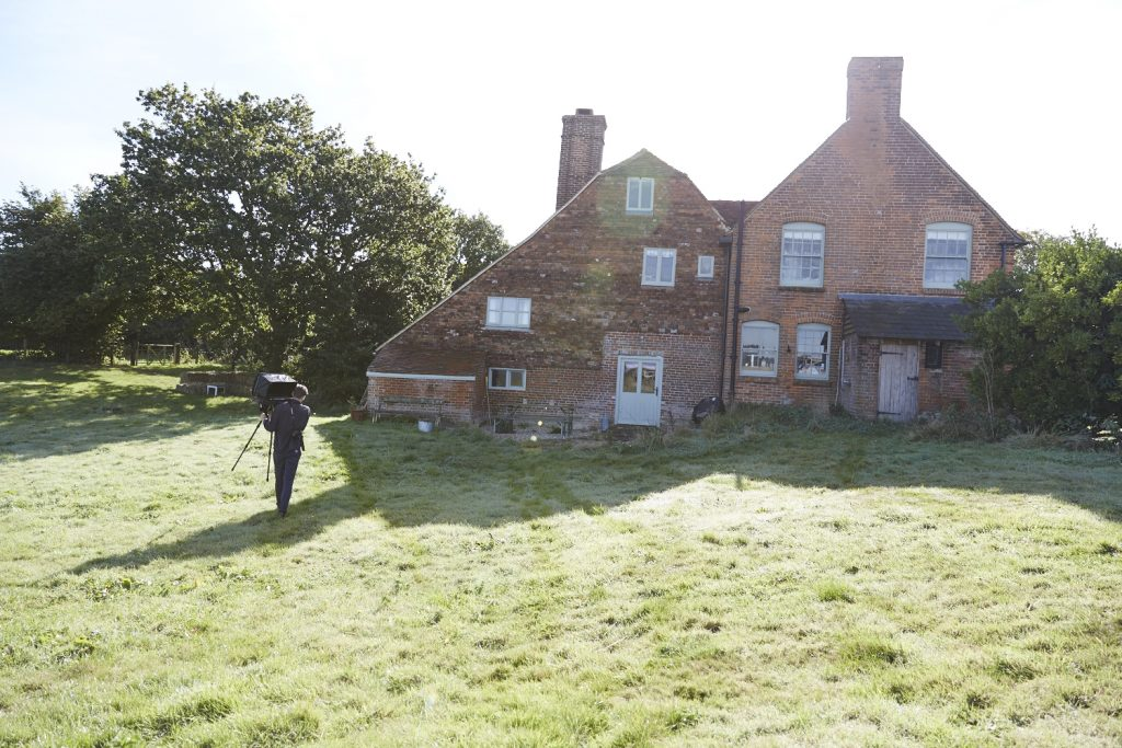 It's a wrap at Lidham Hill farm, shoot location in Sussex