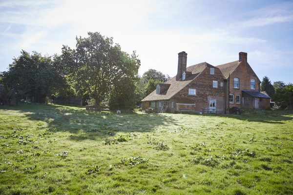 Farmhouse shoot location at Lidham Hill Farm Sussex