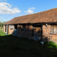 Old House Farm stables